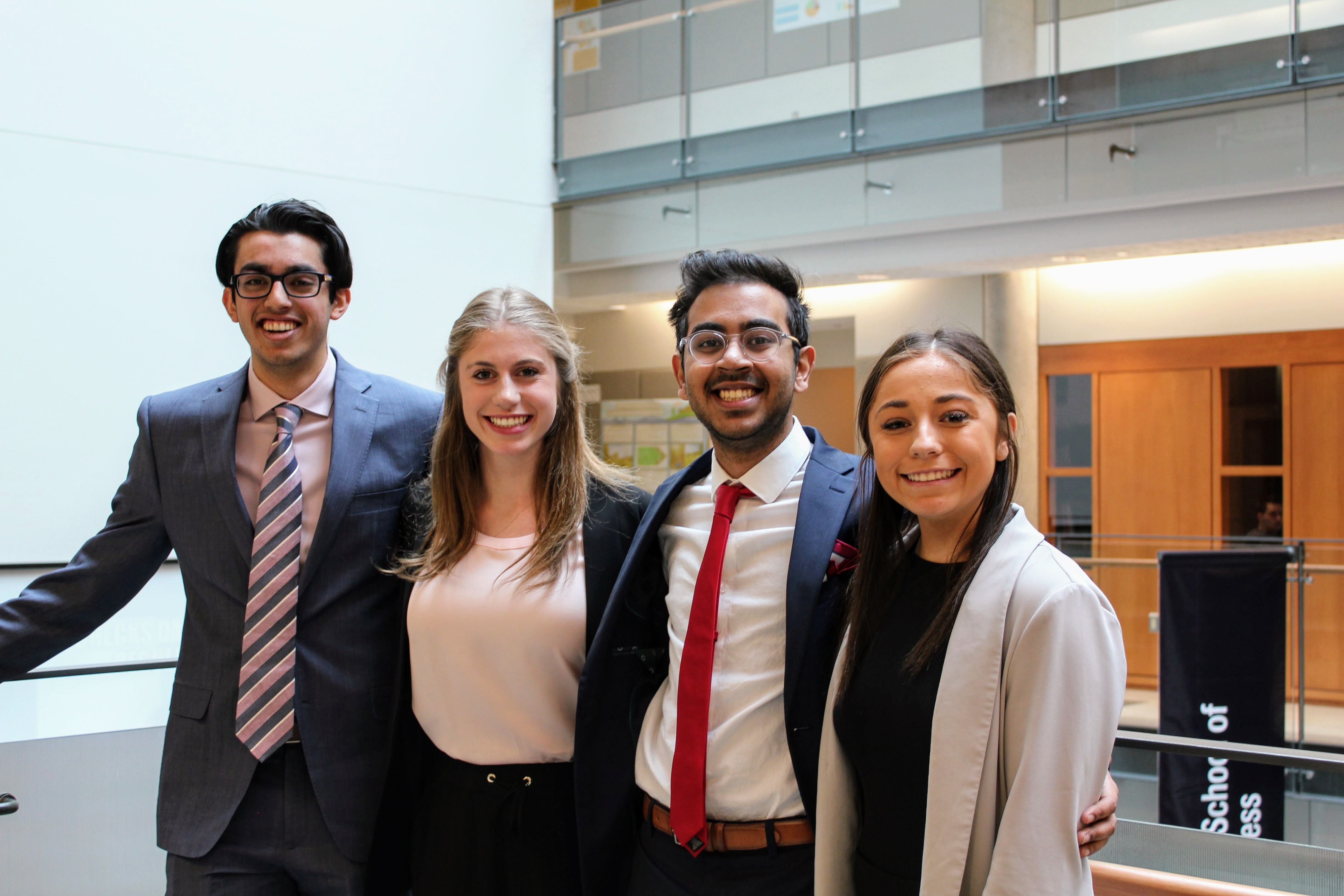 Commerce/MBA Societies Competition Fund