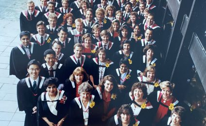 MD Class of 1991  – Dr Jeff Sutherland Research Award in Neuroscience