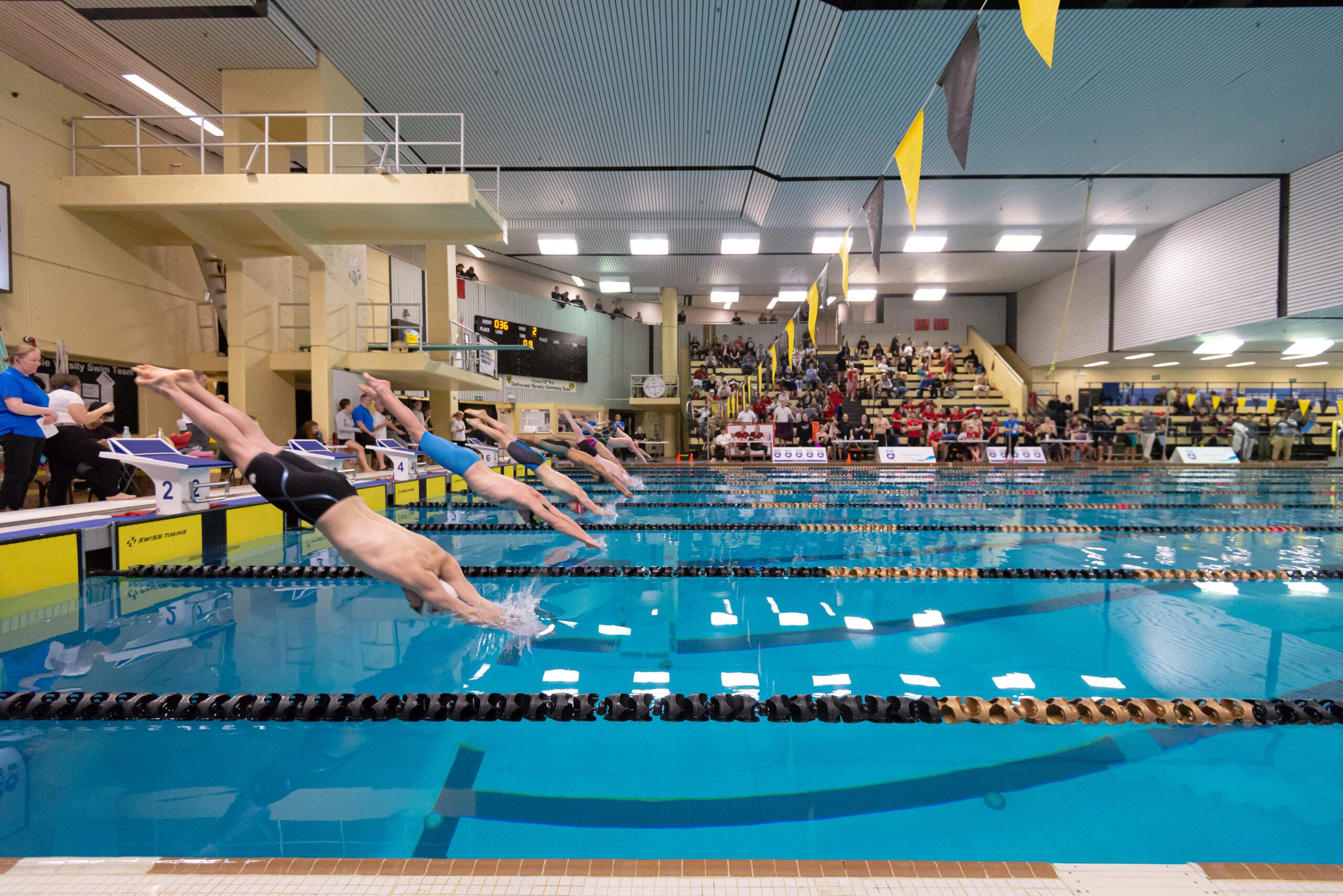 Men's & Women's Swimming Fund